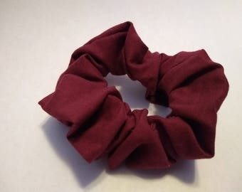 Cotton Scrunchie