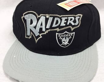 c6eb16a5b15 ... discount code for vintage los angeles raiders oakland raiders american  needle snapback cap new with tags