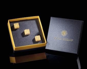 Gold Sugar Set of 3