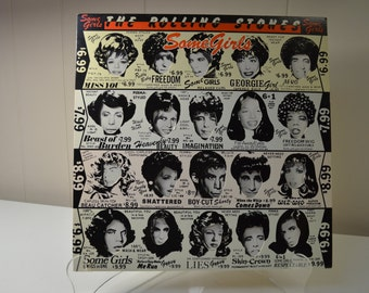 Some Girls The Rolling Stones 1978- price reduced!