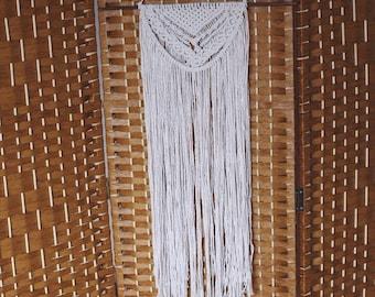 Detailed Macrame Wall Hanging, Large Boho Decor, Natural Decor, Macrame