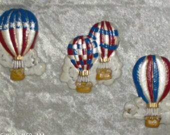 Hot Air Balloon Magnets