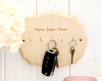 Personalised key holder