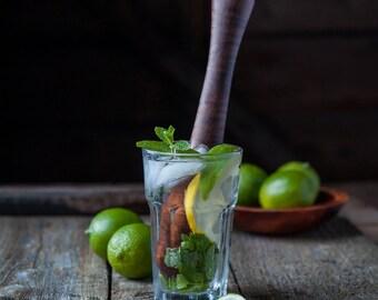 Muddler, Cocktail Muddler, Barware, Kitchen and Bar, Hostess Gift
