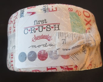 Moda First Crush Jelly Roll by Sweetwater