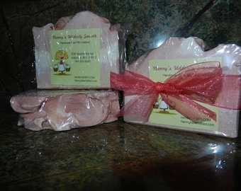 Extreme Moisture Goat Milk Soap by Nanny's Udderly Smooth