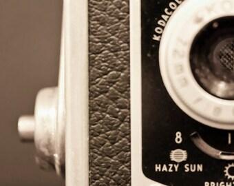Vintage Kodak - 8x10 photograph - Kodak Duaflex - fine art print -vintage camera