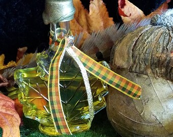 Custom AUTUMN LEAF Crystal POTION Fairy OOaK, Made for You, Magic, Pagan, Wicca, Druid
