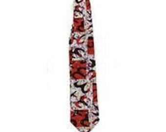 African Batik Tie