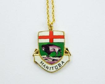 Manitoba Necklace