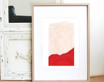 Abstract Painting - Abstract Print - Abstract Wall Art - Abstract Gallery Wall Prints - Abstract Art