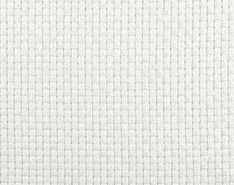 "White Monks Cloth 60"" wide Per Yard"