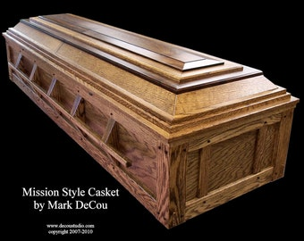 In-Stock, SALE PRICE-Digital Book & Plans, Burial Funeral Casket, Coffin Build Your Own, Do It Yourself, How To Make - Can't ASK me for help
