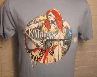 Size M- (40) ** Kathryn Halberg Shirt (Single Sided)
