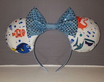 Finding Dory Minnie Mouse Ears