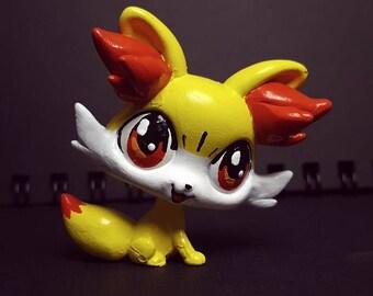 Custom Littlest Pet Shop Pokemon: Fennekin