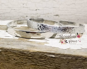 Hidden message cuff, hand stamped cuff, custom bracelet, personalized, graduation gift, hammered, rustic, skinny cuff, adventure
