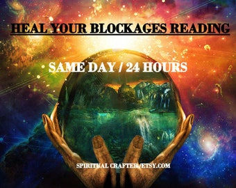 Same day reading, Emergency Reading,Psychic,Heal Your Blockages,24 hrs reading,low cost reading,accurate reading,psychic guidance