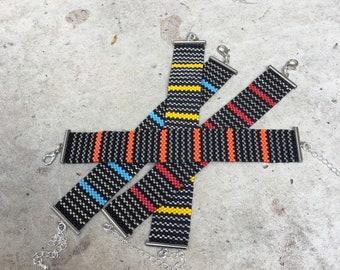 Miyuki 11/0 beads flexible bracelet