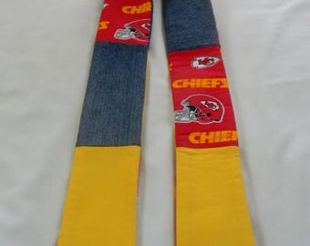 KC Chiefs Comfort Wrap, KC Chiefs Wrap, Neck Wrap, Gift for him, Gift for her, Gift 20 and under,Christmas gift,Free shippig,Year round wrap