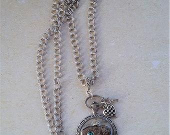 Steampunk Necklace/Steampunk Costume/Steampunk Jewelry