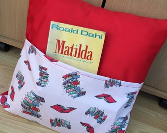 Matilda (Roald Dahl) inspired Reading Cushion
