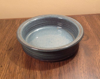 Handmade Pottery Brie Dish, Pottery Serving Dish, Pottery Baking Dish, Brie Baker, Ceramic Brie Baker, Brie Serving Dish, Pottery Baker