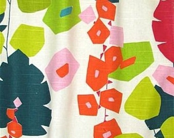Anne Selke Block Floral Bright, Fabric By The Yard