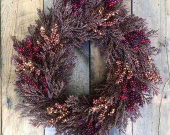 Summer Door Wreath, Front Door Wreath, Summer Wreath, Door Wreath, Wreath, Wedding Wreath, Summer Wreaths, Wreath For Door, Home Decor
