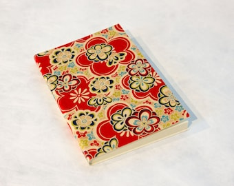 Notebook paper cream Japanese A6 size