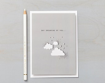 Day Dreaming Of You Card