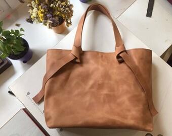 Leder Tasche Laptop-Tasche dunkelbraunes Ledertasche Frau Tasche Tasche Alltag Freizeittasche Custom Tasche Schultertasche