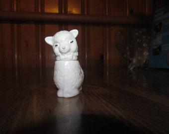 Little Lamb Avon Bottle