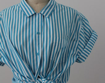 Vanilla ice striped shirt