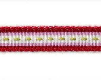 Design bold stripe red - red/pink stripe