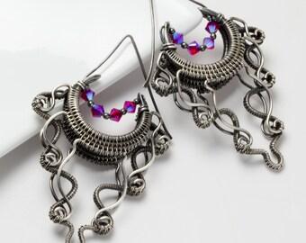 Antoinette Earrings Tutorial - PDF