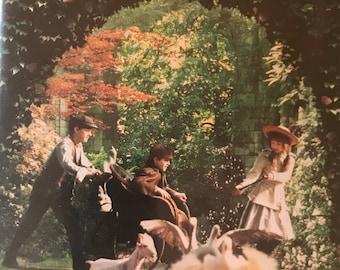 Secret Garden VHS, Warner Brothers movie, 1994 Secret Garden movie, vintage vhs, the secret garden