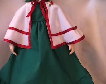 Christmas Carol Doll