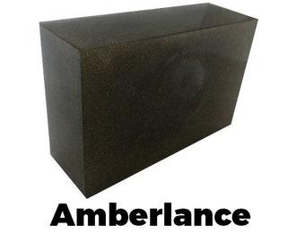 Amberlance - Handmade Soap Bar (amber musk) //vegan, made in Canada//
