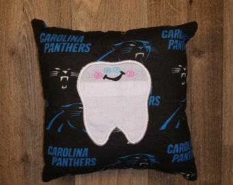 Panthers Tooth Fairy Pillow