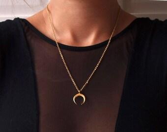 Chain Crescent Moon