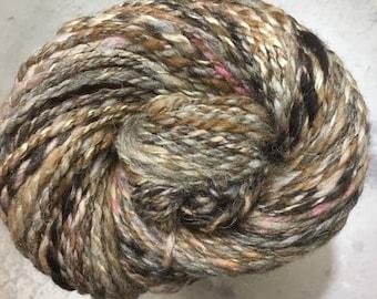 Handspun. Hand Dyed. Super Soft. Knit. Crochet. Weave