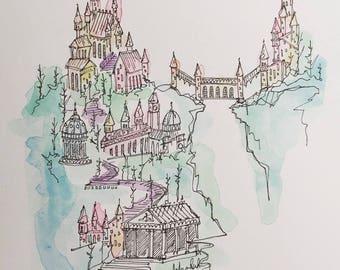 Fantasy Castle 3