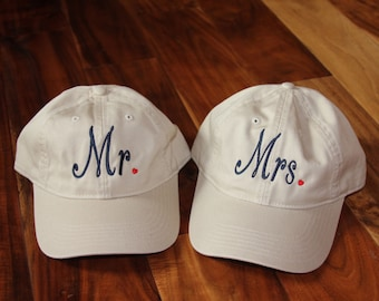 Mr. and Mrs. Hats