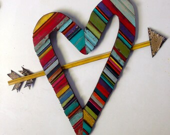 Heart & Arrow