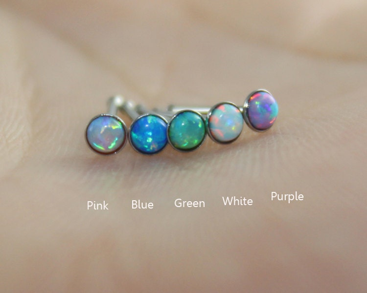 essential fire earrings product opal products large stud image