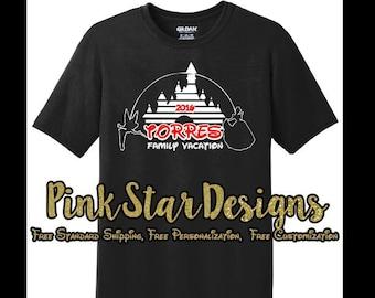 Family Disney Shirts, Disney Family Vacation Shirts, Disney Family Shirts, Disney Vacation Shirt, Custom Disney Shirts, Fast Shipping