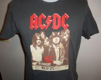 1979 AC/DC Concert T
