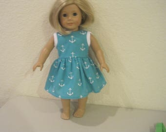 "18"" doll dress to fit American Girl Dolls"