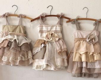 Custom AsA Flower Girl Dress --Made to Order--